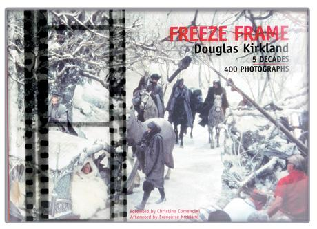 Freeze Frame Photogrphy book
